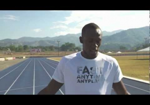 """Faster Than Lightning"" feat. Usain Bolt – DJ Steve Porter Remix"